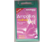 Apósitos Antiampollas Aquamed 10 Pequeños