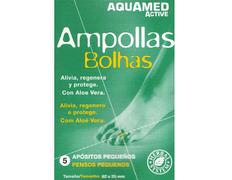 Apósitos Antiampollas Aquamed 5 pequeños