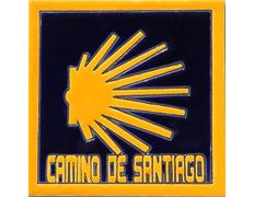 Azulejo Cerámica Estrella Camino 11x11