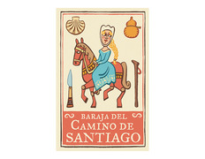 Baraja del Camino de Santiago