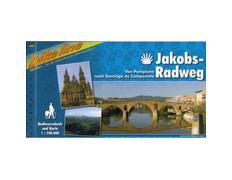 Bikeline Jakobs-Radweg 1:100.000