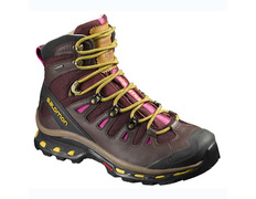 Bota Goretex Salomon Quest Origins 2 W Marrón/Rosa