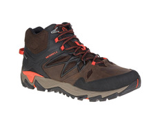 Bota Merrell All Out Blaze 2 Mid GTX Marrón/Negro/Naranja