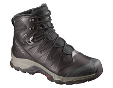 Bota Salomon Quest Winter GTX Marrón