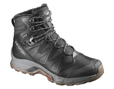 Bota Salomon Quest Winter GTX Negro/Gris