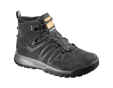 Bota Salomon Utility TS CS WP Negro