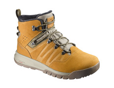 Bota Salomon Utility TS CS WP Ocre