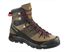 Bota Salomon X Alp High LTR GTX Marrón/Negro