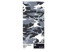 Braga Wind Camouflage Black 1171