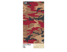 Braga Wind Camouflage Red 1169