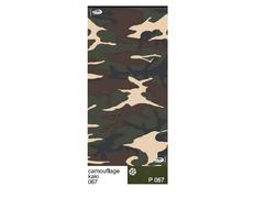 Braga Wind Polarwind Camouflage Kaki WP067