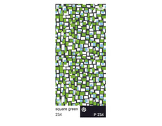 Braga Wind Square Green 1234