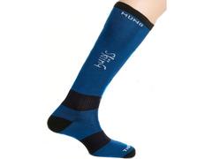 Calcetín Mund Esquí de Fondo Azul marino/Azul