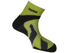 Calcetin Mund Ultra Raid Negro/Verde