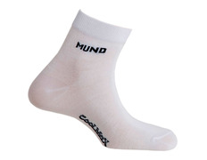Calcetines Mund Cycling/Running Blanco