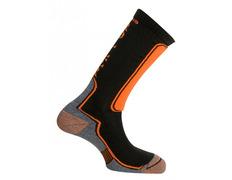 Calcetines Mund Roller Naranja/Negro/Gris