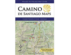 Camino de Santiago Maps (Village to Village)