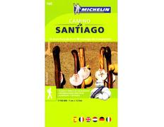 Camino de Santiago Michelin 1:150.000