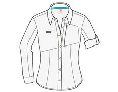 Camisa Trango Leroe 950