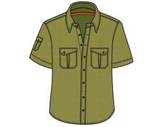 Camisa Trango Nahsi 160