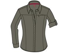 Camisa Trango Rawal 510