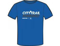 Camiseta Salomon Citytrail Graphic Azul