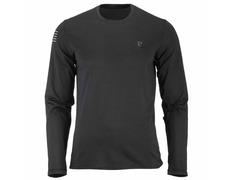 Camiseta Salomon Pulse LS Tee Negro