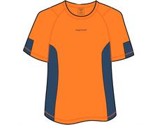 Camiseta Trango Kinley Naranja 5G6