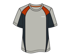 Camiseta Trango Prisna 216