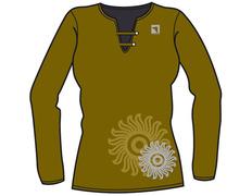 Camiseta Trango Rad 740