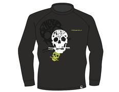 Camiseta Trango Skull 222