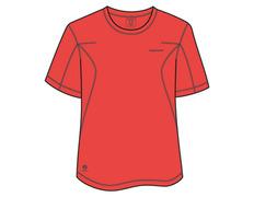 Camiseta Trango Vagak 5H0