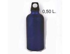 Cantimplora Aluminio 0,5 Litros Azul
