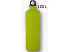 Cantimplora Aluminio Mate 1 Litro Verde