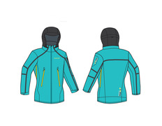 Chaqueta Windstopper Trango TRX2 Soft II WM 2B0