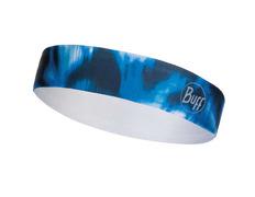 Cinta ancha Buff Wide Hairband Azul