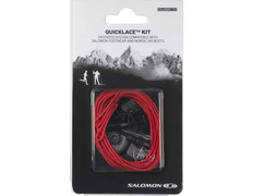 Cordones de repuesto Salomon Quicklace Rojo