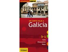Un corto viaje a Galicia. Antón Pombo - Anaya