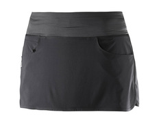 Falda Salomon Elevate Flow Skirt Negro