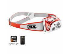 Frontal Petzl Reactik Plus Rojo