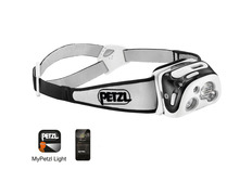 Frontal Petzl Reactik Negro