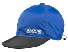 Gorra Regatta Pack It Peak Cap Azul