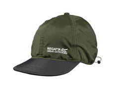 Gorra Regatta Pack It Peak Cap Verde kaki
