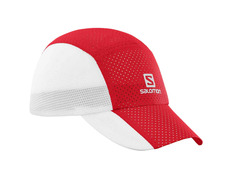 Gorra Salomon XT Compact Rojo/Blanco