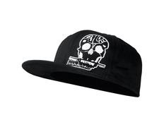Gorra Trango Skull Negra 111 U