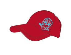 Gorra Trango Skull Roja 122 U