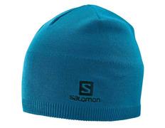 Gorro Salomon Beanie Azul Cielo