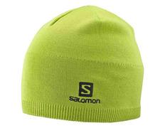 Gorro Salomon Beanie Verde Lima