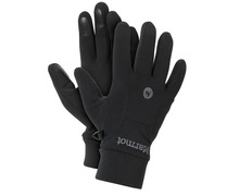 Guante Marmot Power Stretch Negro