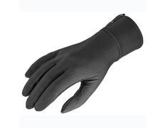 Guante Salomon Glove Liners Negro